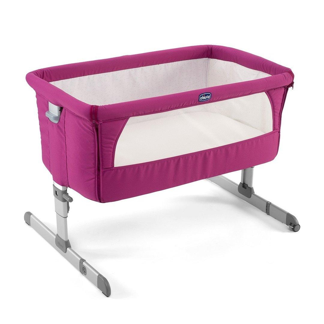 MINICUNA CO-SLEEPING NEXT2ME CHICCO FUCSIA-77500.2.1-0