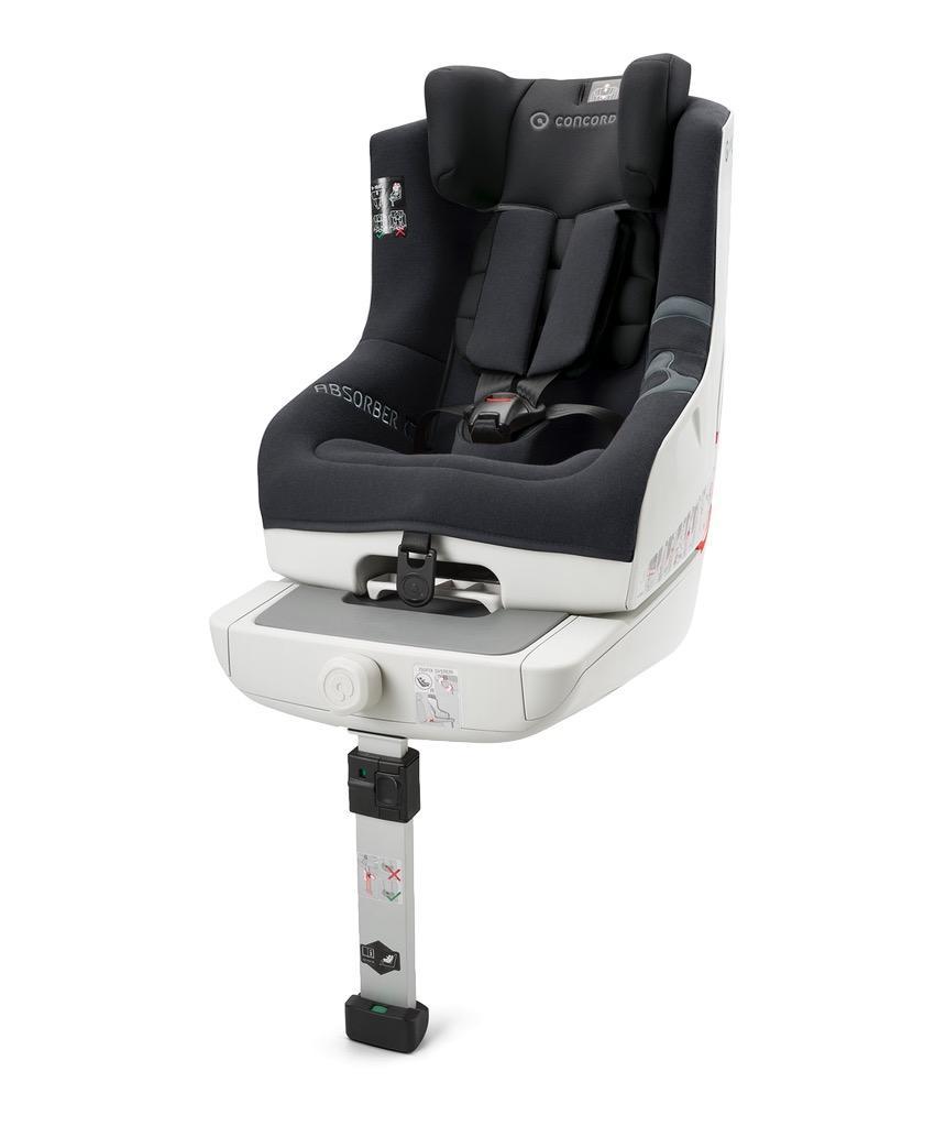 SILLA AUTO CONCORD ABSORBER XT GRUPO 1 ISO-80948.0.0-0