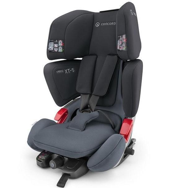 SILLA AUTO CONCORD VARIO XT 5 ISOFIX BLACK-84711.1.0-0