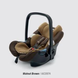 85851-PORTABEBE GRUPO 0+ CONCORD AIR SAFE BROWN(6-0)-0
