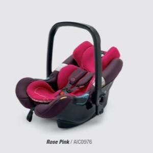 85852-PORTABEBE GRUPO 0+ CONCORD AIR SAFE PINK ROSE(2-0)-0