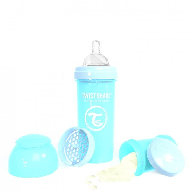 87238-TWISTSHAKE BIBERON ANTICOLICO 260 ML AZUL PASTEL(13-0)-1