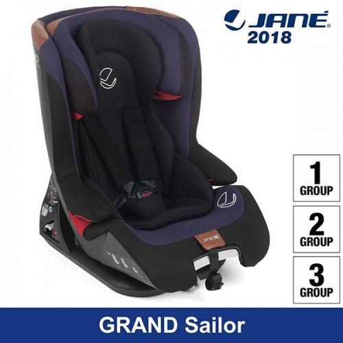 SILLA AUTO JANE GRAND ISOFIX GR. I-II-III-87739.1.1-0
