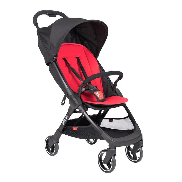 SILLA PHIL AND TEDS GO BUGGY V1 CHERRY-88333.2.0-2