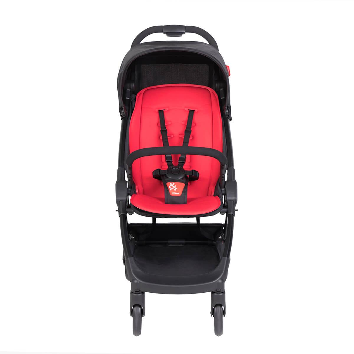 SILLA PHIL AND TEDS GO BUGGY V1 CHERRY-88333.2.0-0