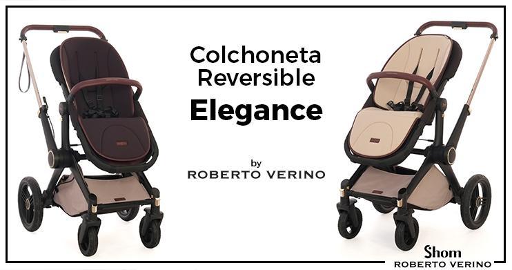 90209-COLCHONETA SHOM REVERS. ROBERTO VERINO ELEGANCE(0-0)-3
