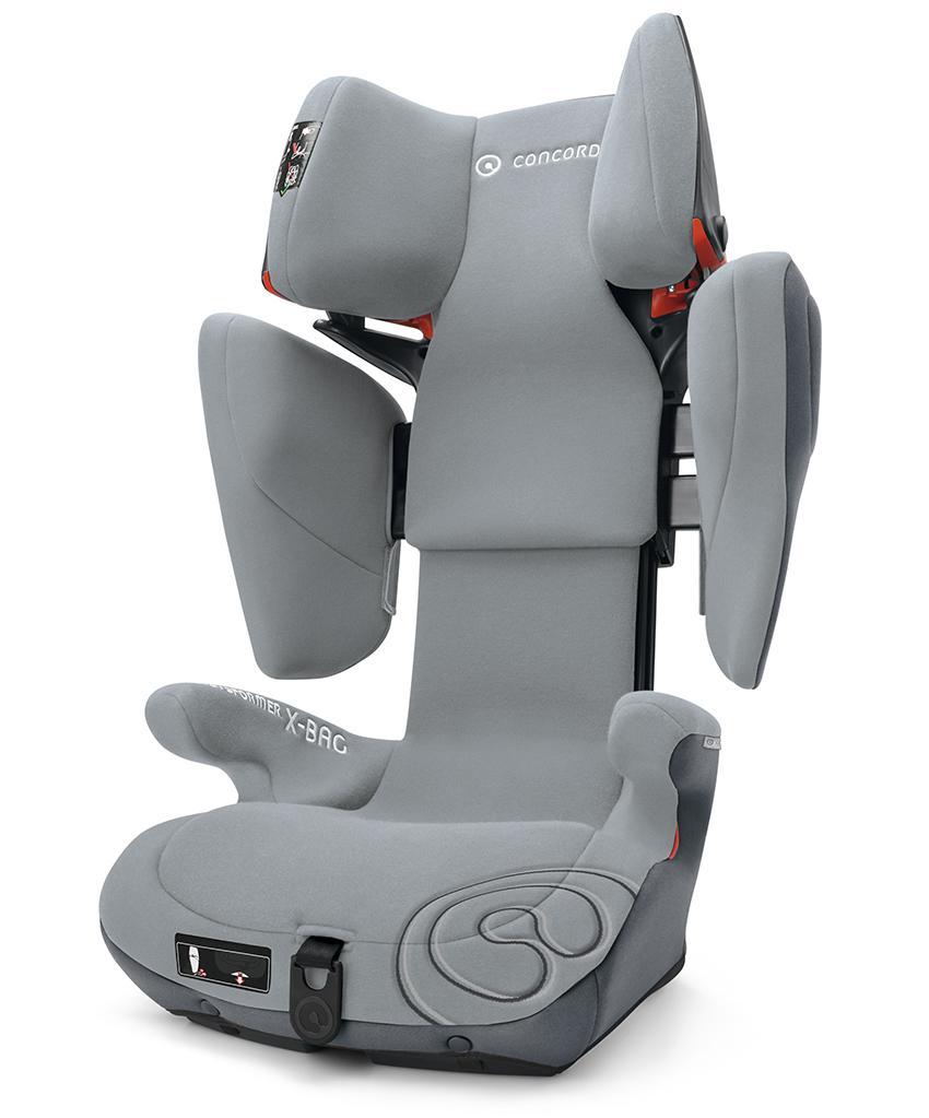 SILLA AUTO CONCORD TRANSFORMER X-BAG 2-3 G-90404.2.0-0
