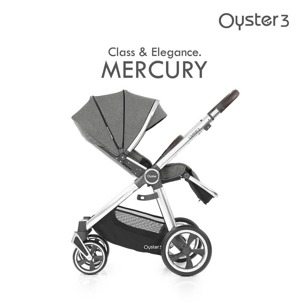 COCHE DUO OYSTER 3 MERCURY MIRROR-91563.2.0-3