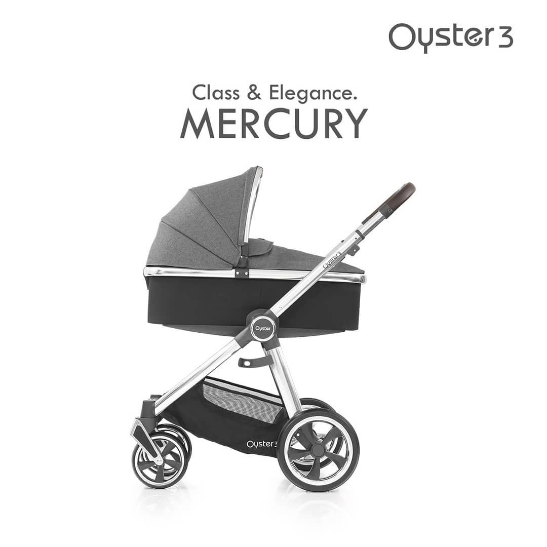 COCHE DUO OYSTER 3 MERCURY MIRROR-91563.2.0-0