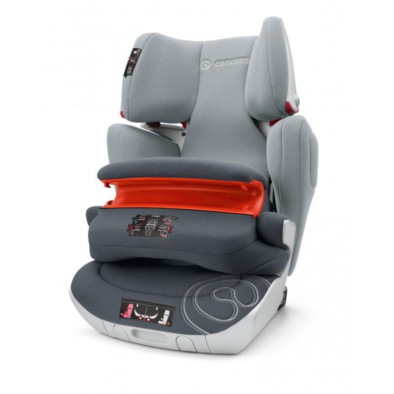 SILLA AUTO CONCORD XT PRO GR. 1-2-3-91694.1.0-0
