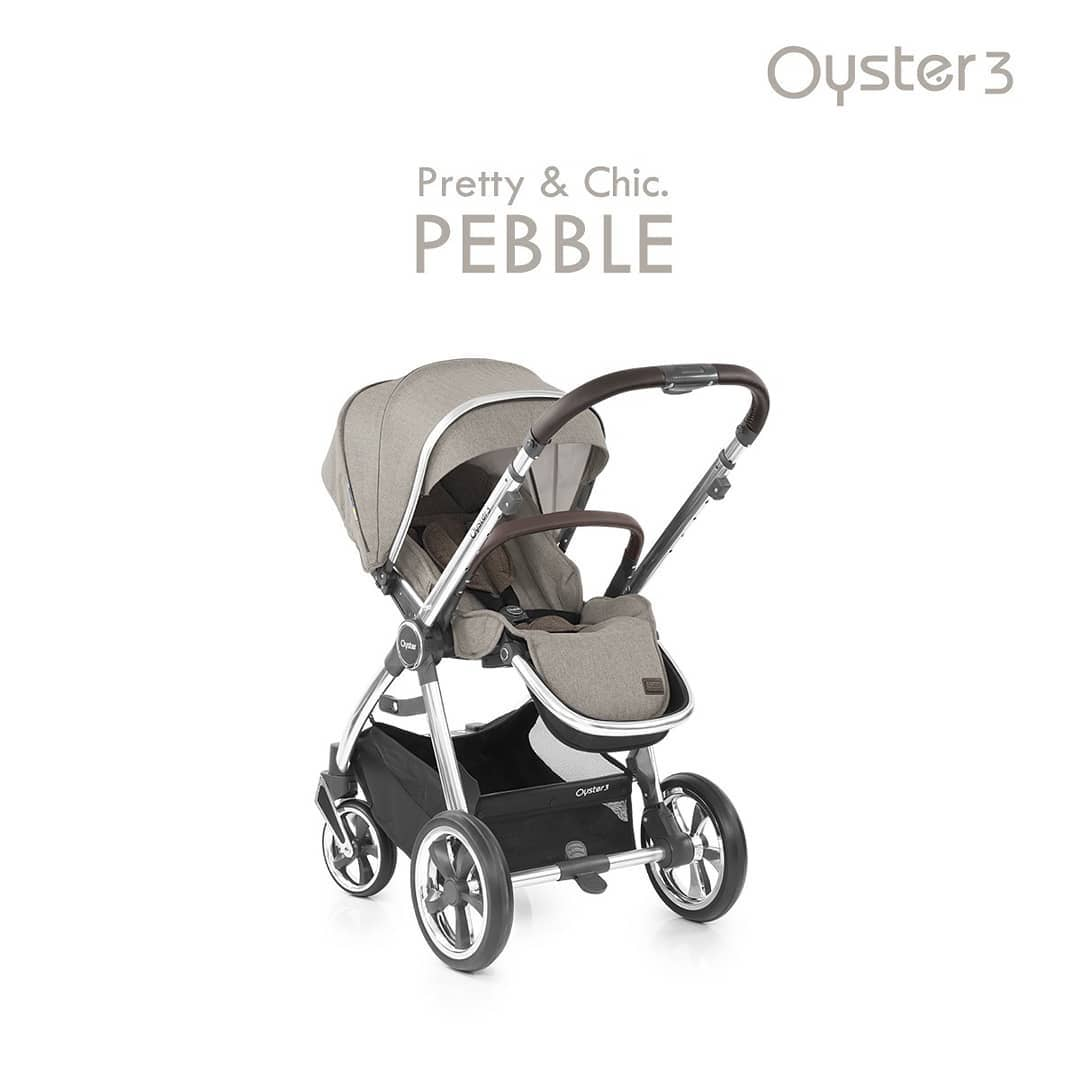 COCHE DUO OYSTER 3 PEBBLE-91993.1.0-1