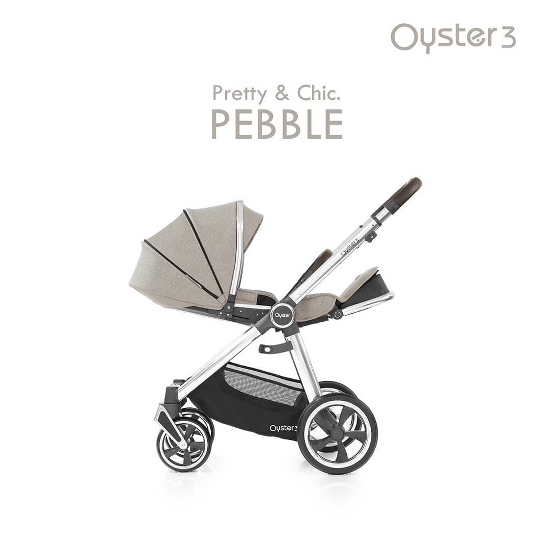 COCHE DUO OYSTER 3 PEBBLE-91993.1.0-2