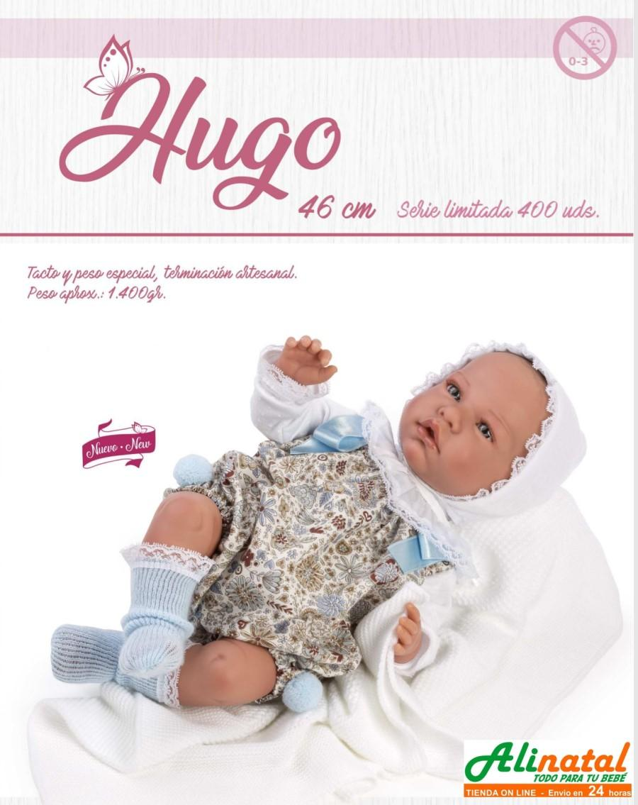 MUÑECO SERIE LIMITADA REBORN HUGO ASI-92141.1.0-0
