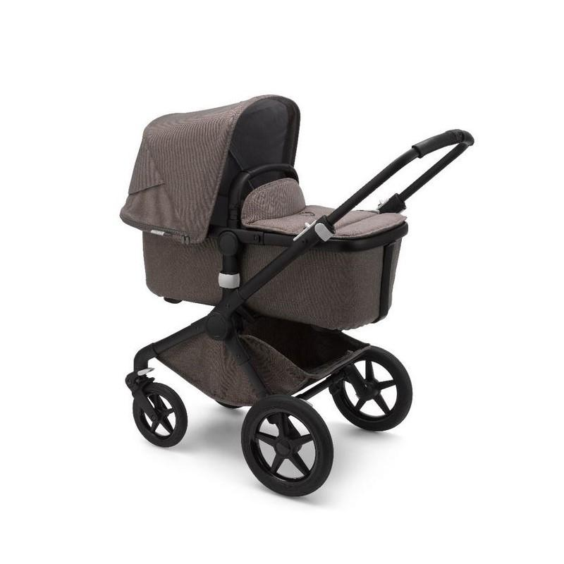 93272-BUGABOO FOX-2 COMPLETO CHASIS NEGRO MINERAL TAUPE(1-0)-0