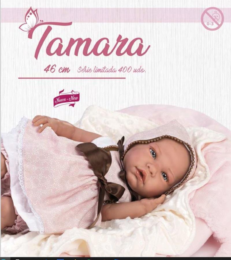 94603-MUÑECA TAMARA ASI SERIE LIMITADA(1-0)-0