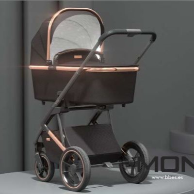 95785-COCHE DUO MOON STYLE ROSE GOLD(2-0)-0