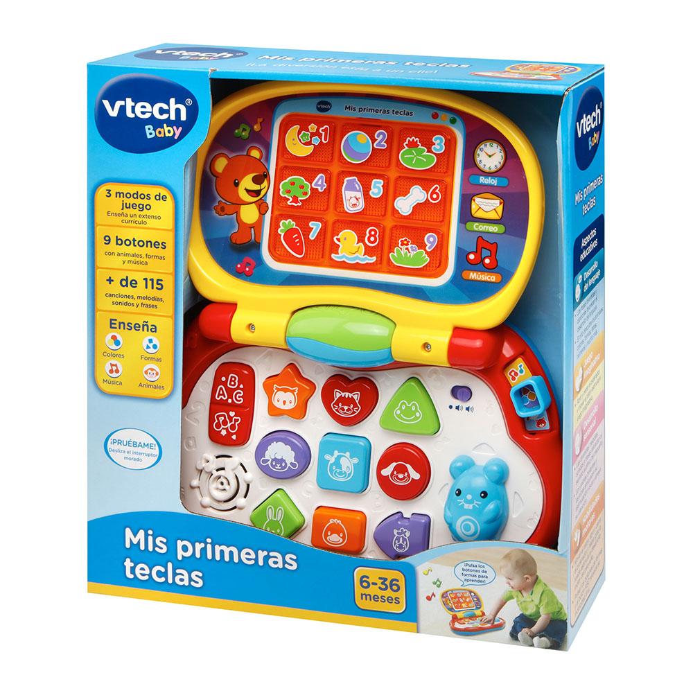 95930-MIS PRIMERAS TECLAS VTECH(6-0)-1