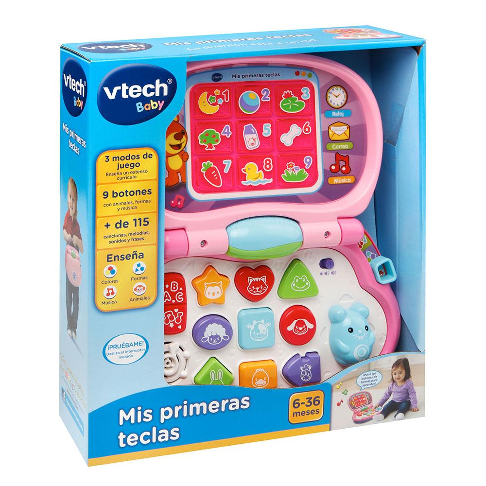 95931-MIS PRIMERAS TECLAS ROSA VTECH(4-0)-1