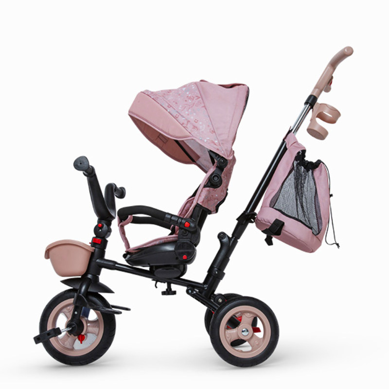 96727-TRICICLO LITTLE FOREST ROSA TUC TUC(6-1)-0